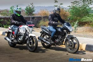 Bajaj V15 vs Honda CB Unicorn 150