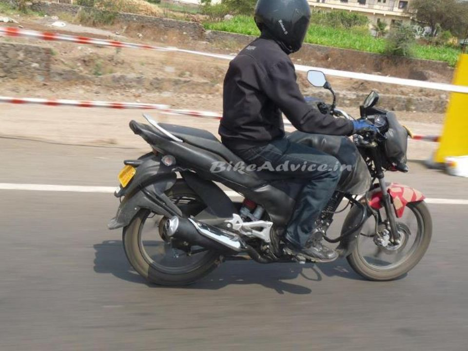 Bajaj DIscover Next Generation