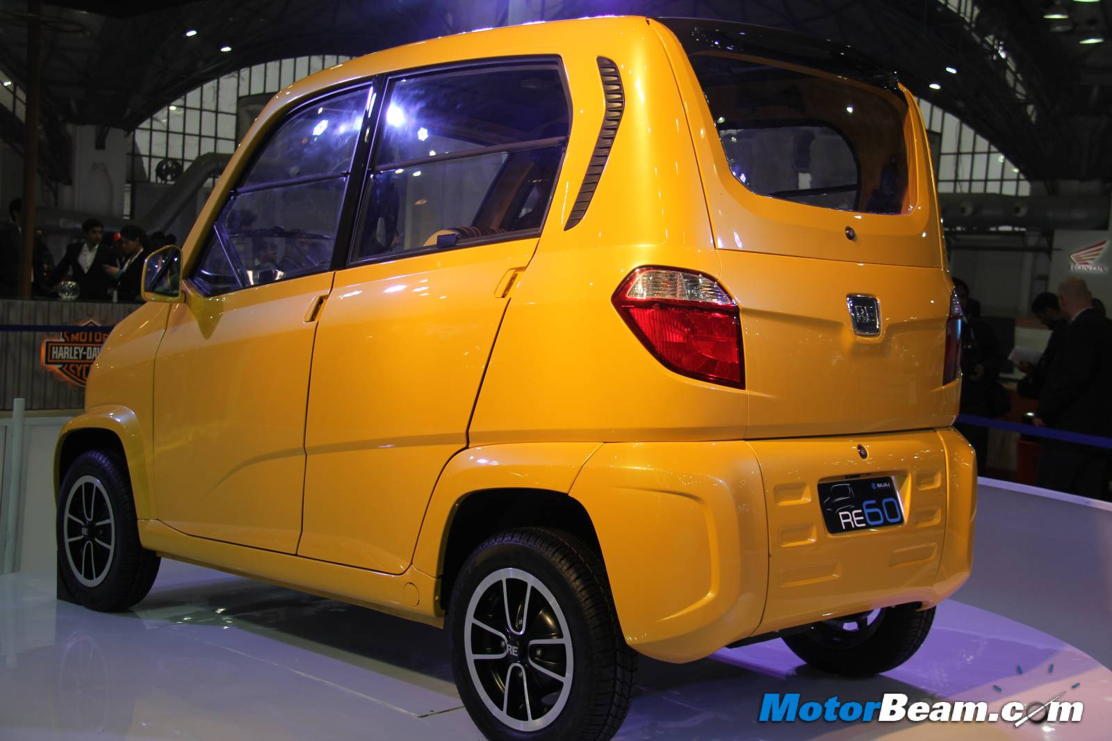 Bajaj RE60 2012 Auto Expo