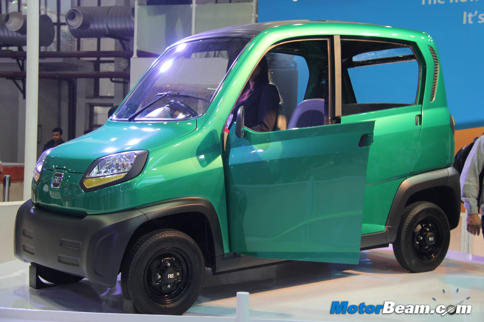 Bajaj Auto To Launch RE60 In Mid 2013