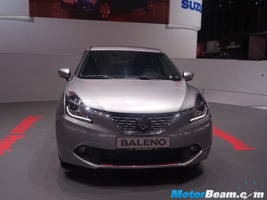 Baleno Grille