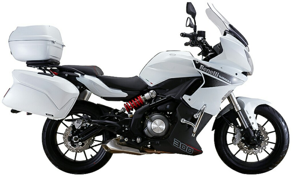 Benelli BJ300GS Adventure Tourer