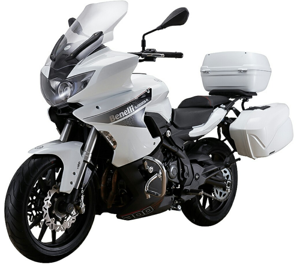 Benelli BJ300GS Features