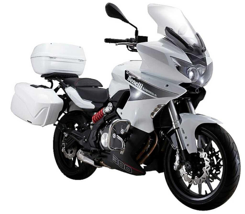 Benelli BJ300GS Launched In China