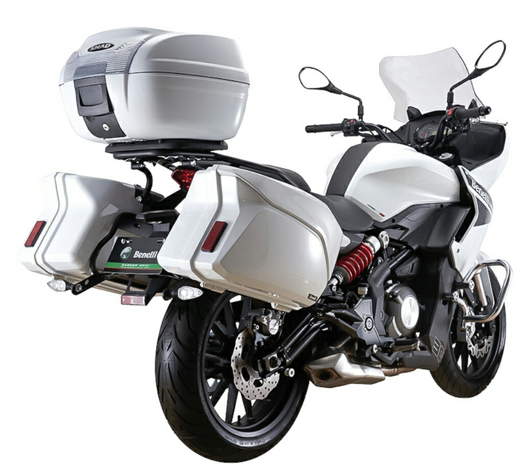 Benelli BJ300GS Specifications