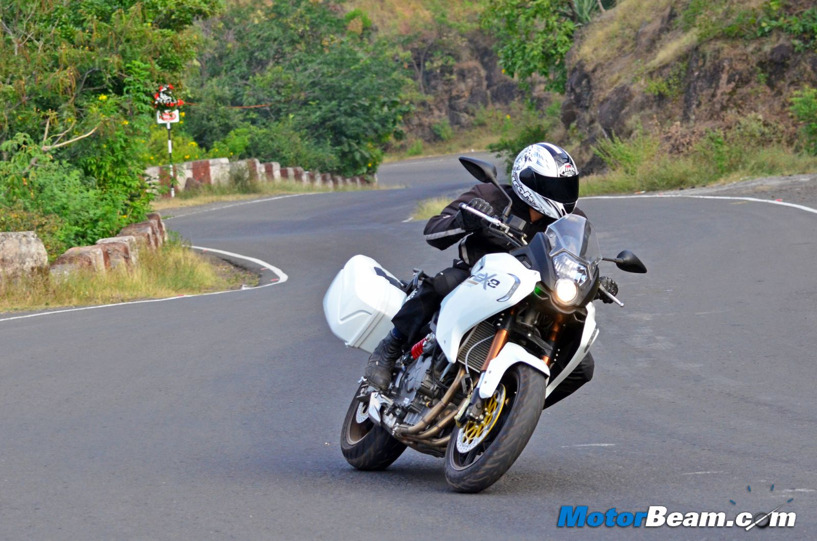 Benelli BN 600 GT Test Ride Review