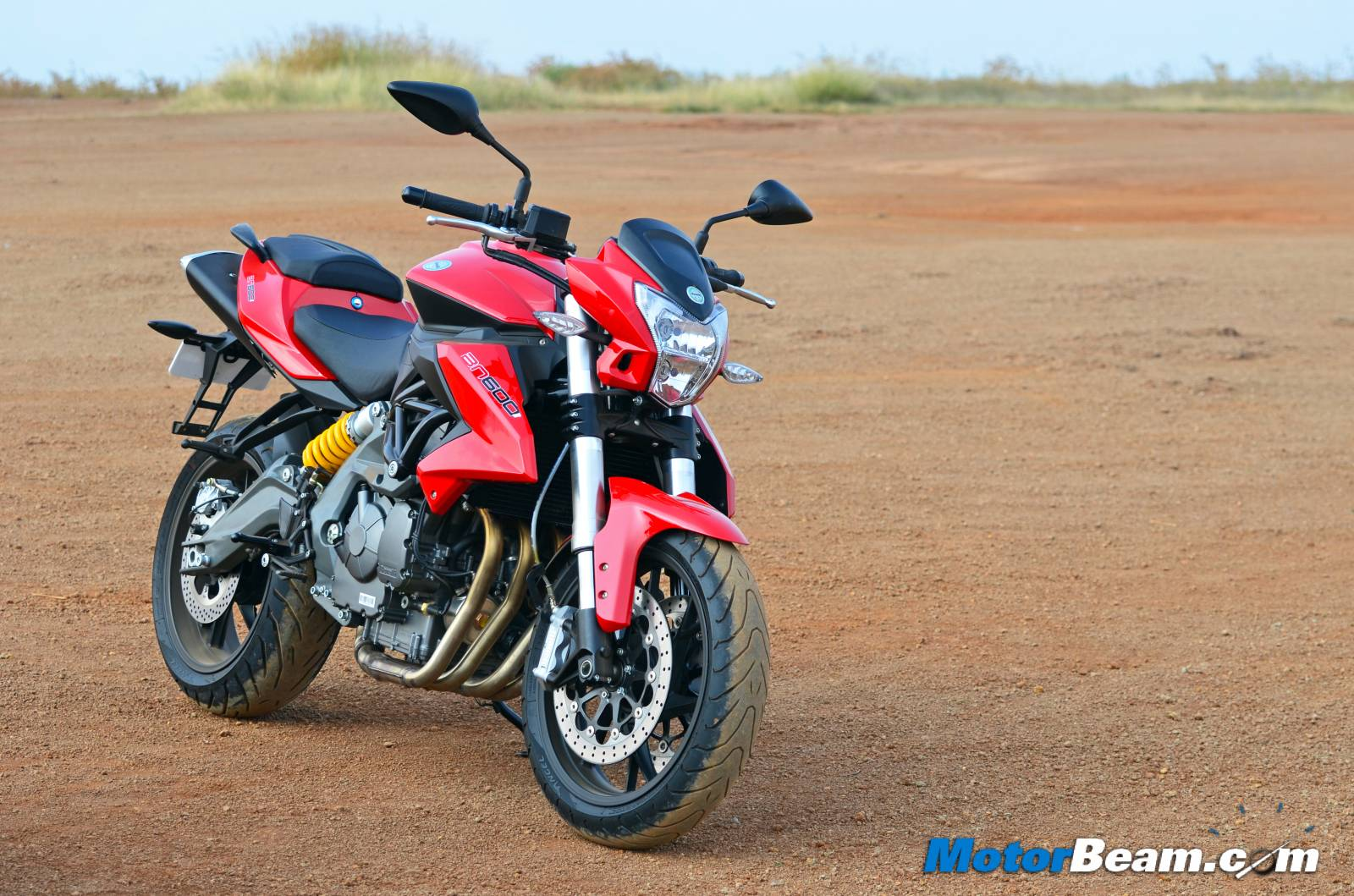 Benelli BN 600i Test Ride Review