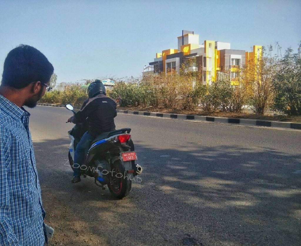 Benelli Caffenero 150 Spotted Testing In India