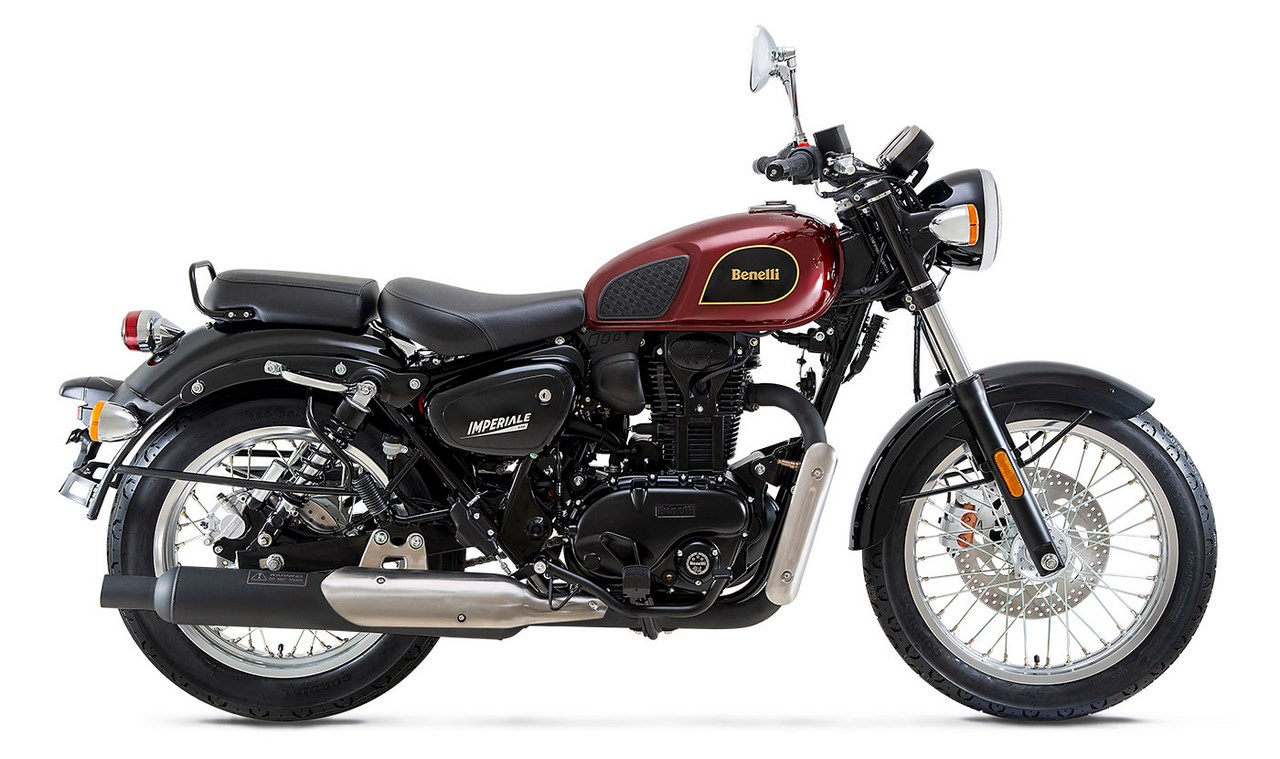 Benelli Imperiale 400 BS6