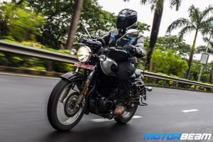 Benelli Imperiale 400 Review Test Ride