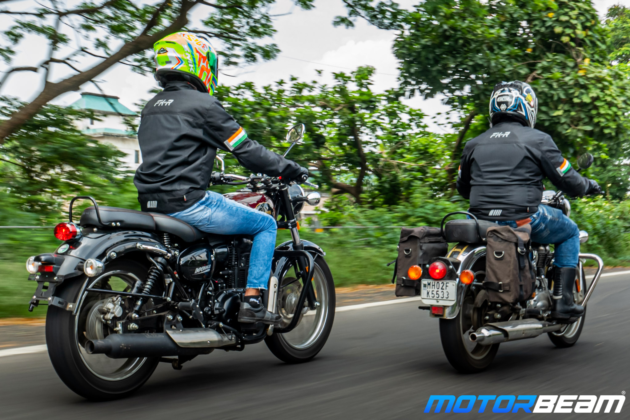 Benelli Imperiale 400 vs Royal Enfield Classic 350 Comparison Review 1