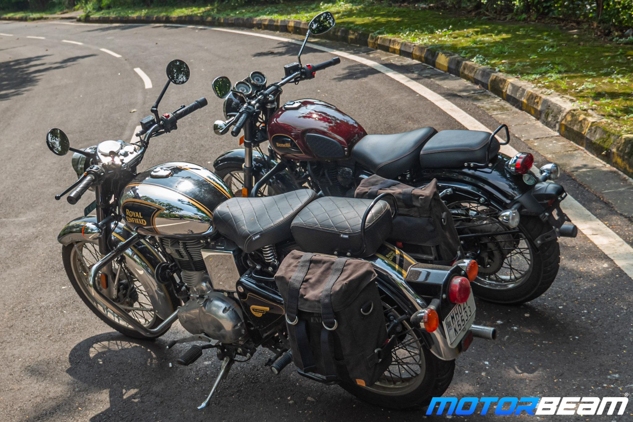 Benelli Imperiale 400 vs Royal Enfield Classic 350 Comparison Review 11