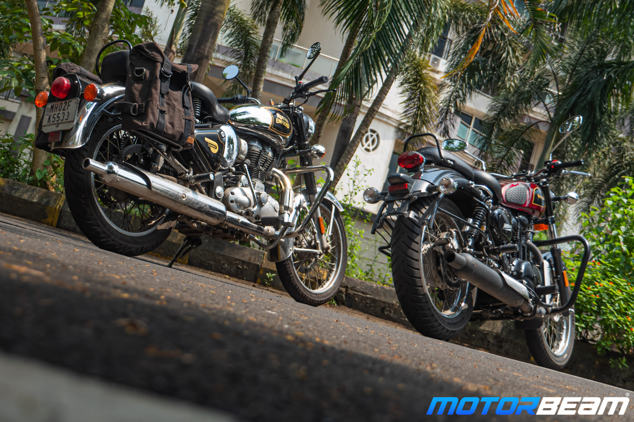 Benelli Imperiale 400 vs Royal Enfield Classic 350 Comparison Review 18