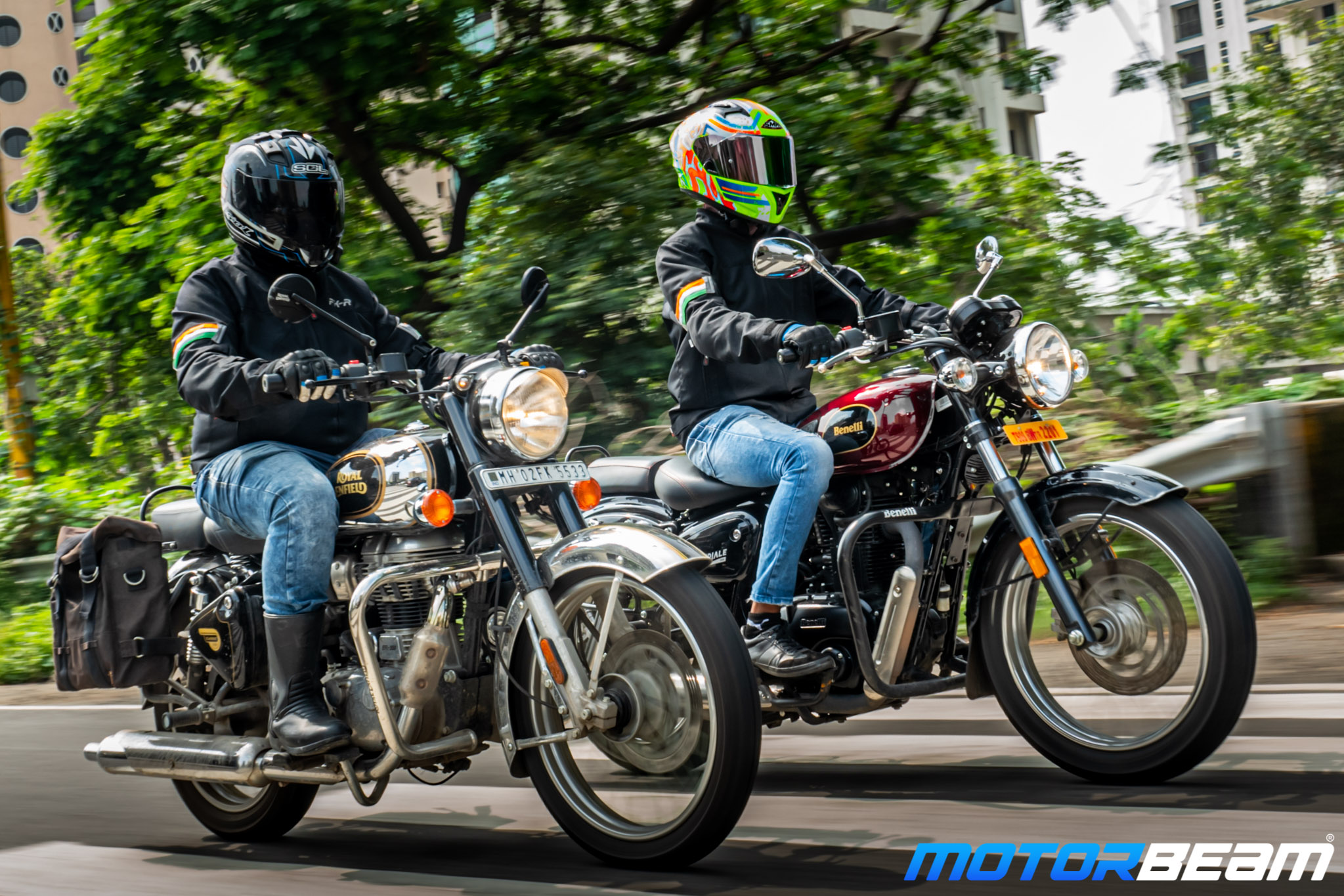 Benelli Imperiale 400 vs Royal Enfield Classic 350 Comparison Review 3