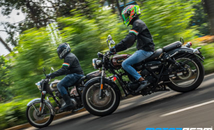 Benelli Imperiale 400 vs Royal Enfield Classic 350 Comparison Review 5