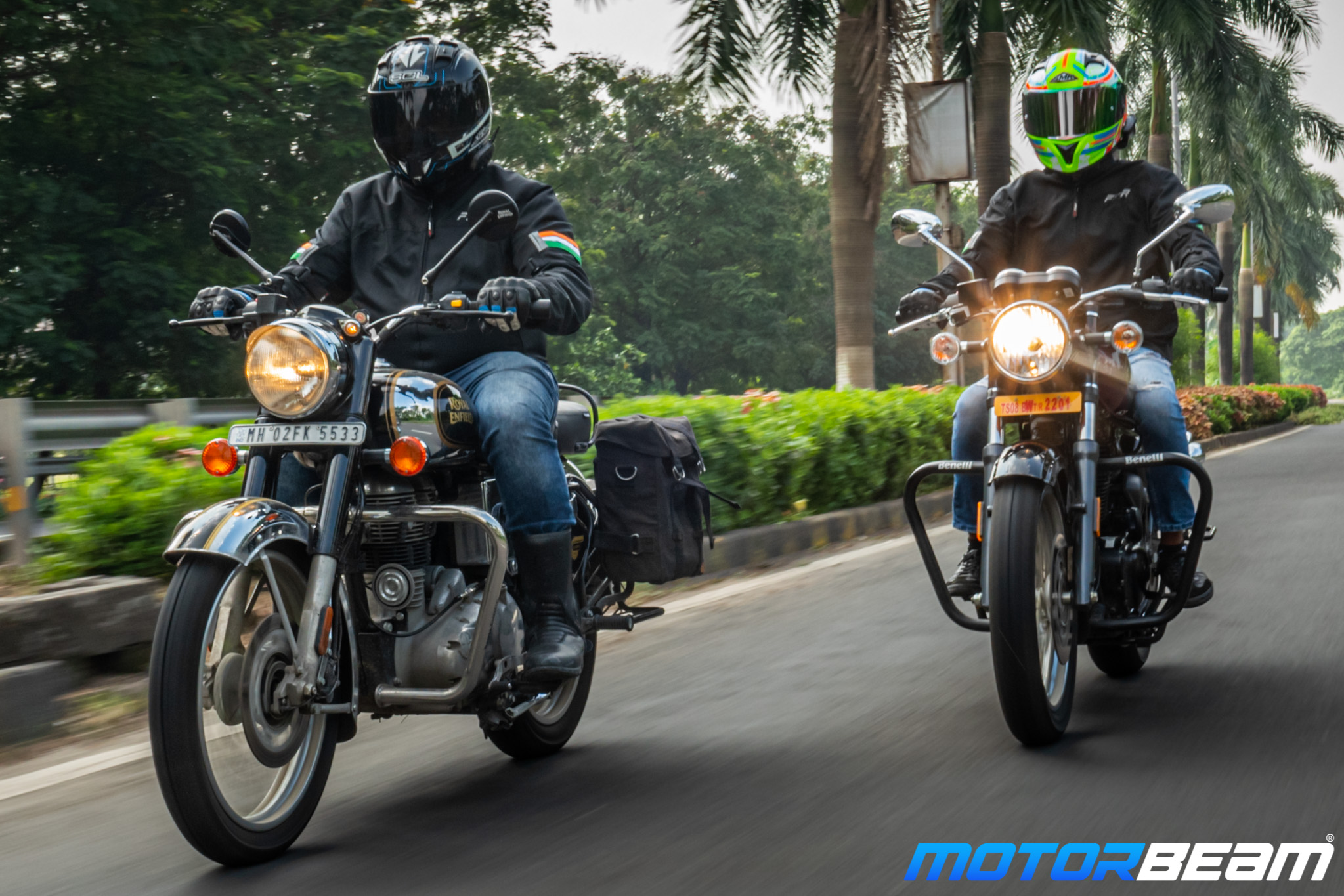 Benelli Imperiale 400 vs Royal Enfield Classic 350 Comparison Review 6