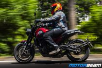 Benelli Leoncino 500 Video Review