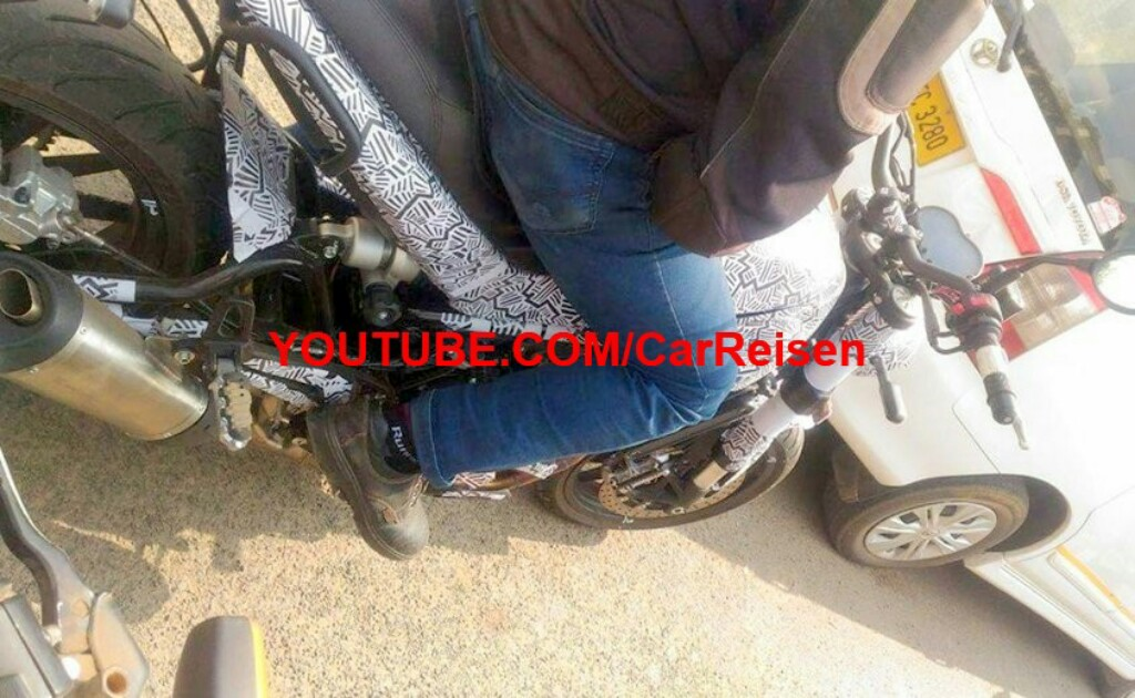 Benelli Leoncino Spotted On Test