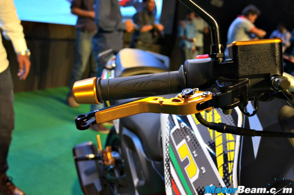Benelli TNT 25 Features