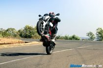 Benelli TNT 25 Road Test