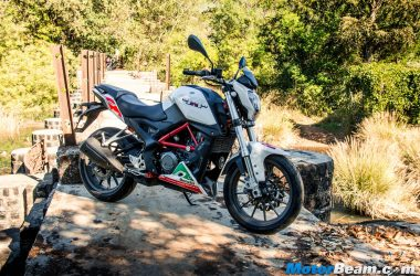 Benelli TNT 25 Test Ride Review