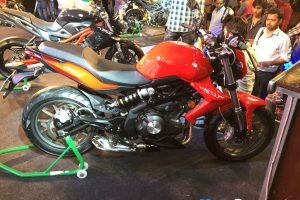 Benelli TNT 300 Launch India