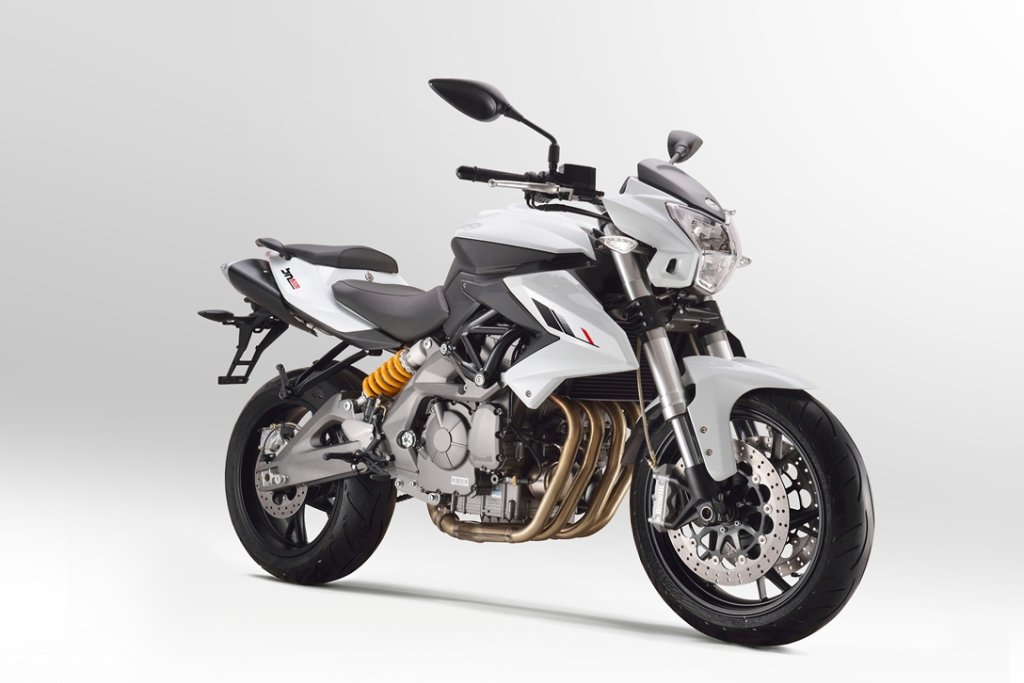 Benelli TNT 600i Shares Its Roots With The Keeway RK600