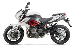 Benelli TNT 300 Exhaust Note Video