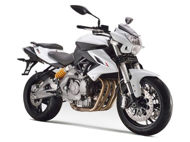 Benelli TNT 600i Specifications