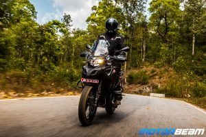 Benelli TRK 502X Test Ride Review