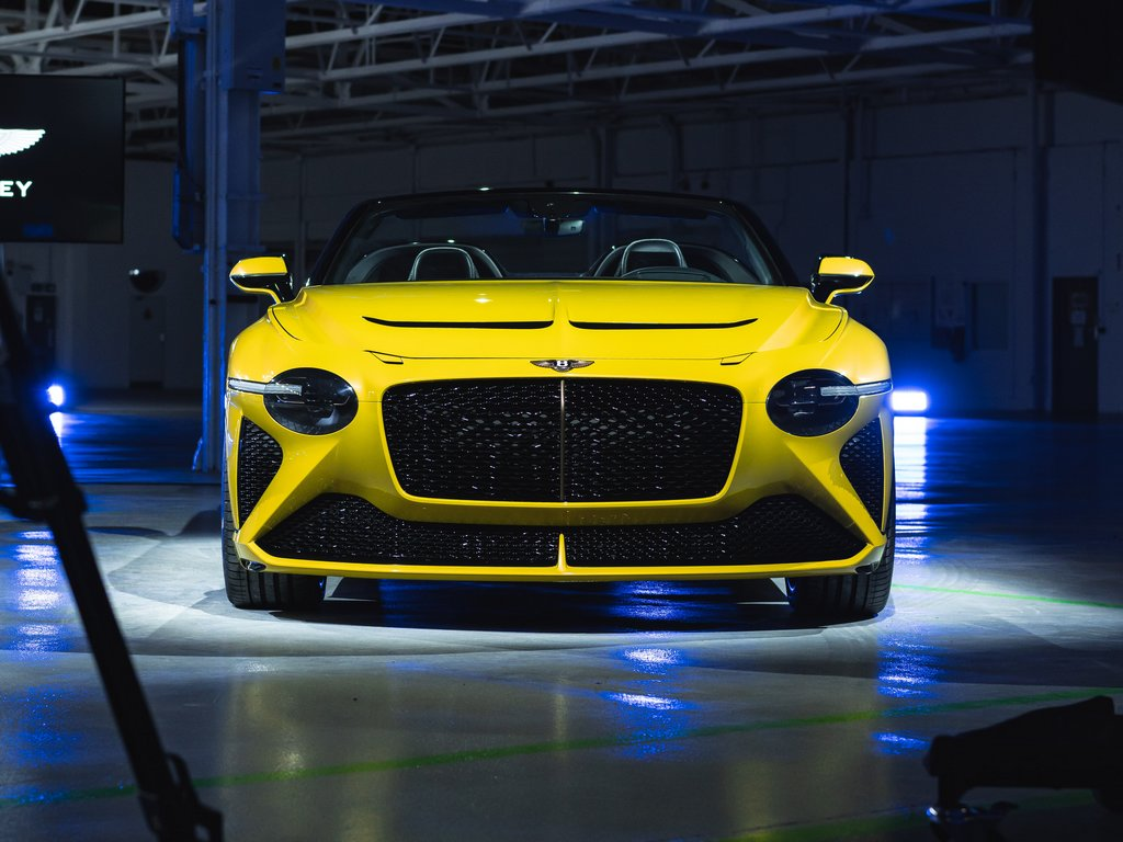 Bentley Beyond100 Luxury Car Brand To Go Fully Electric By 2030