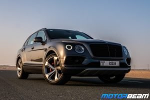Bentley Bentayga Review