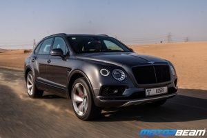 Bentley Bentayga Review Test Drive