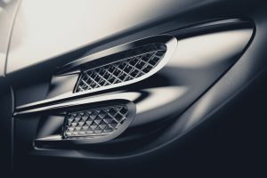 Bentley Bentayga Teaser