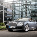 Bentley Flying Spur V8 India Launch