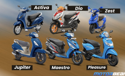 Best 110cc Scooter Video Hindi