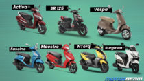 Best 125cc Scooter Video Hindi