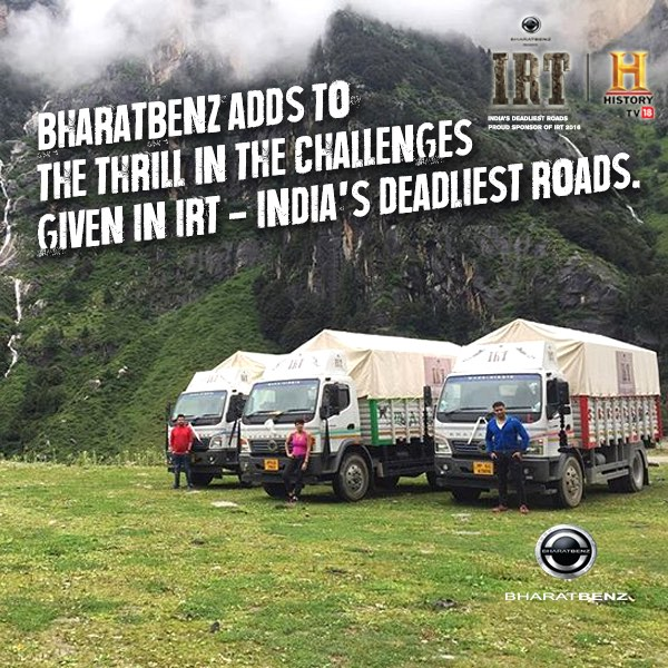 Bharat-Benz Trucks
