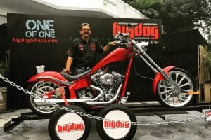 Big Gog Motorcycles In India