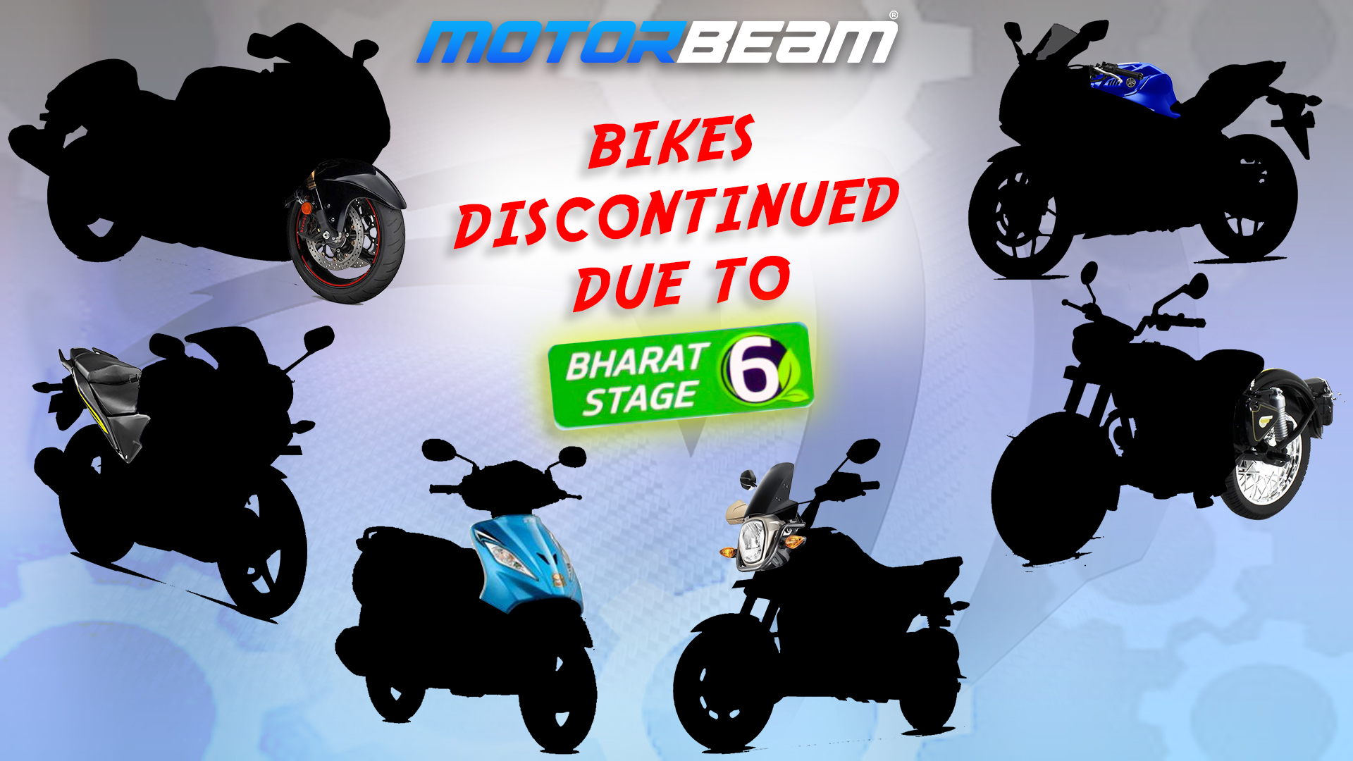 Bikes Scooters Discontinued Due To BS6