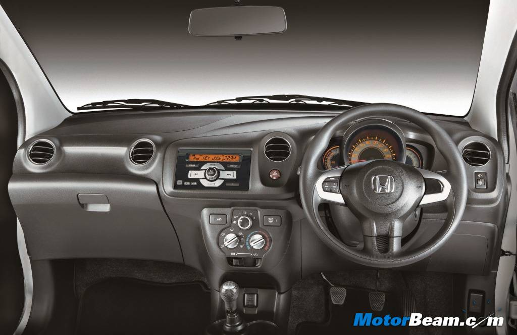Brio Exclusive Edition Interior