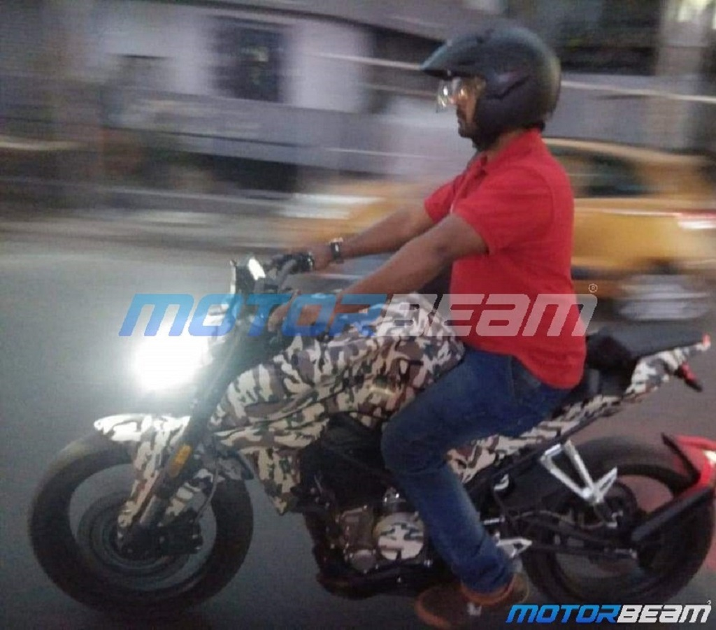Cf Moto 250 Nk Spotted In India Motorbeam Com