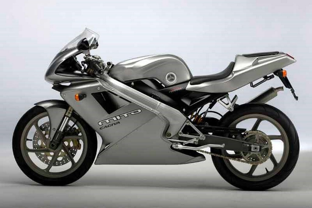 Cagiva Motorcycles Side