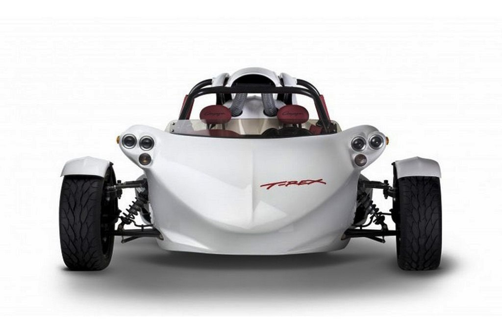 Campagna T-Rex 16S front