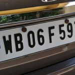 Car Registration Plate