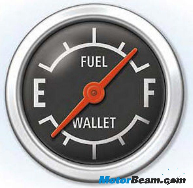 Car Fuel Price Hike