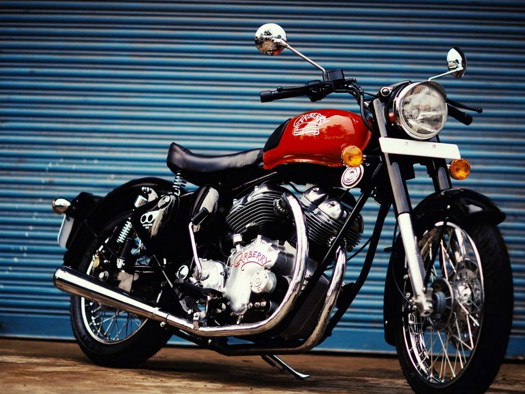 Carberry Royal Enfield 1000cc Engine