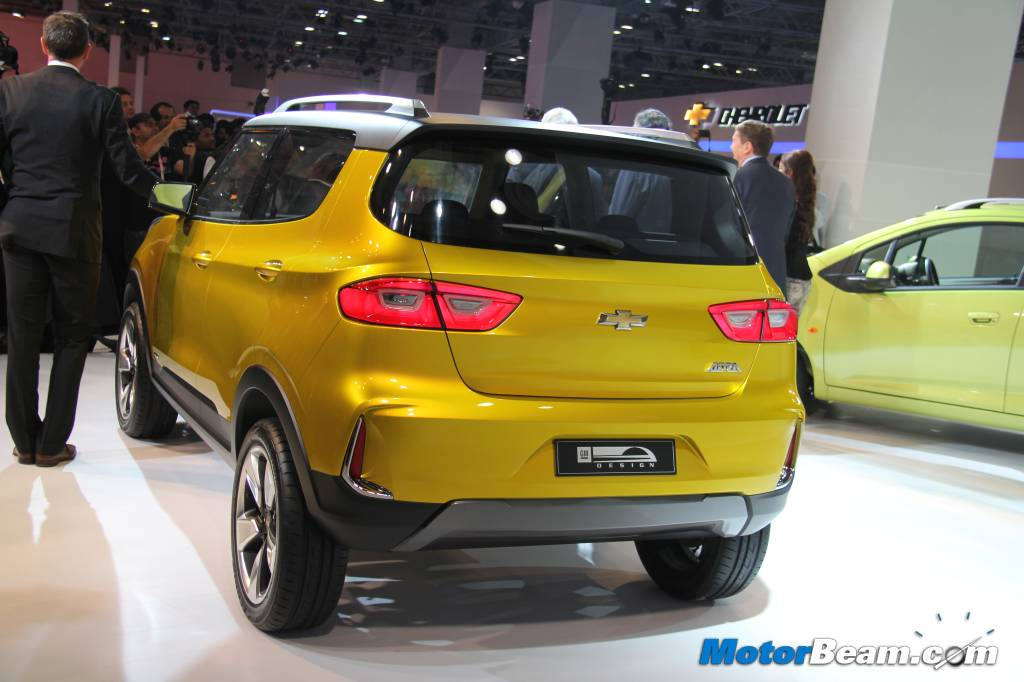 new car launched by chevrolet in indiaChevrolet Adra Compact SUV Launch Pushed to 2017