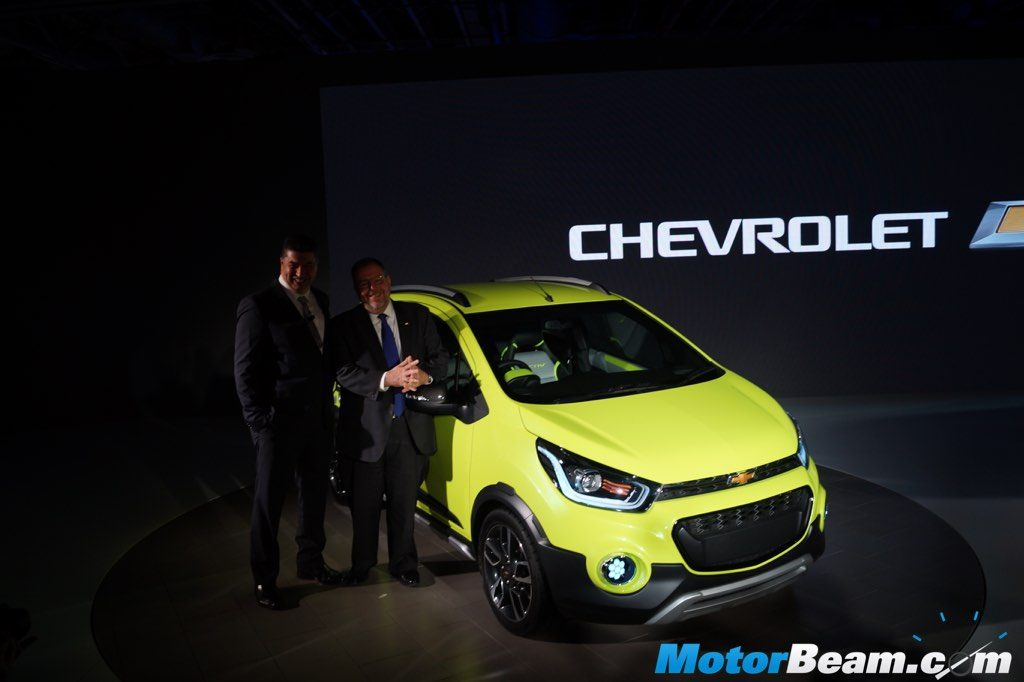 Chevrolet Beat Cross Concept 1