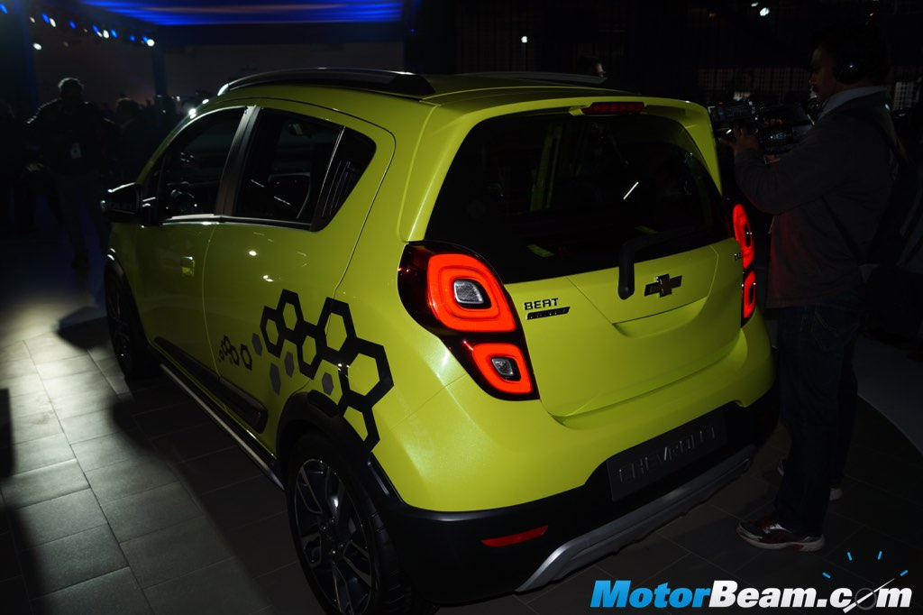 Chevrolet Beat Cross Concept 3